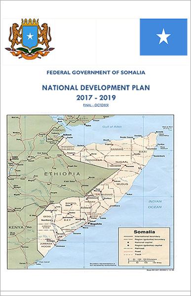 The Somalia National Development Plan (SNDP) – Towards Recovery