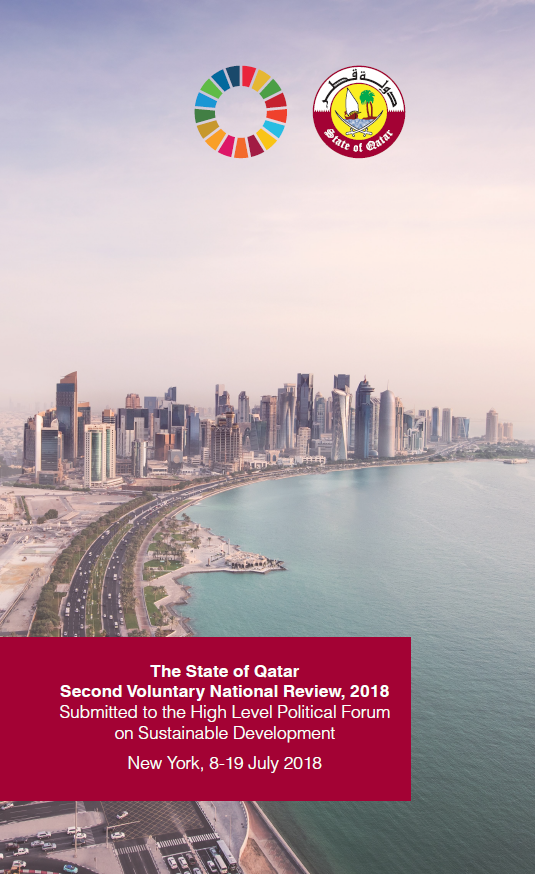 The State of Qatar Second Voluntary National Review
